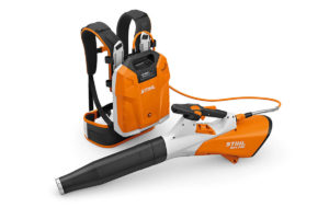 BGA 200 Leaf Blower With Backpack Battery