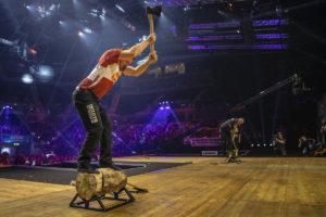 2018 World Championship - Matt Cogar