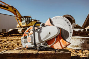 STIHL TS 440 Machine