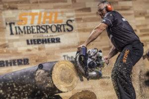 Jason Wynyard Hot Saw Discipline