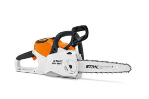 STIHL MSA 160 battery chainsaw
