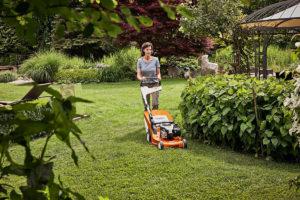 STIHL RM 448 TC Lawn Mower