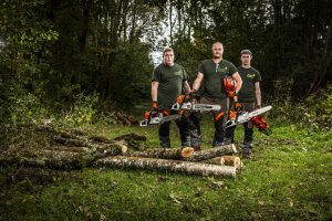 Westonbirt arboretum tree team
