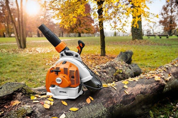 STIHL BR 450 C-EF leaf blower