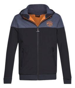 STIHL Soft Shell Jacket with circle logo