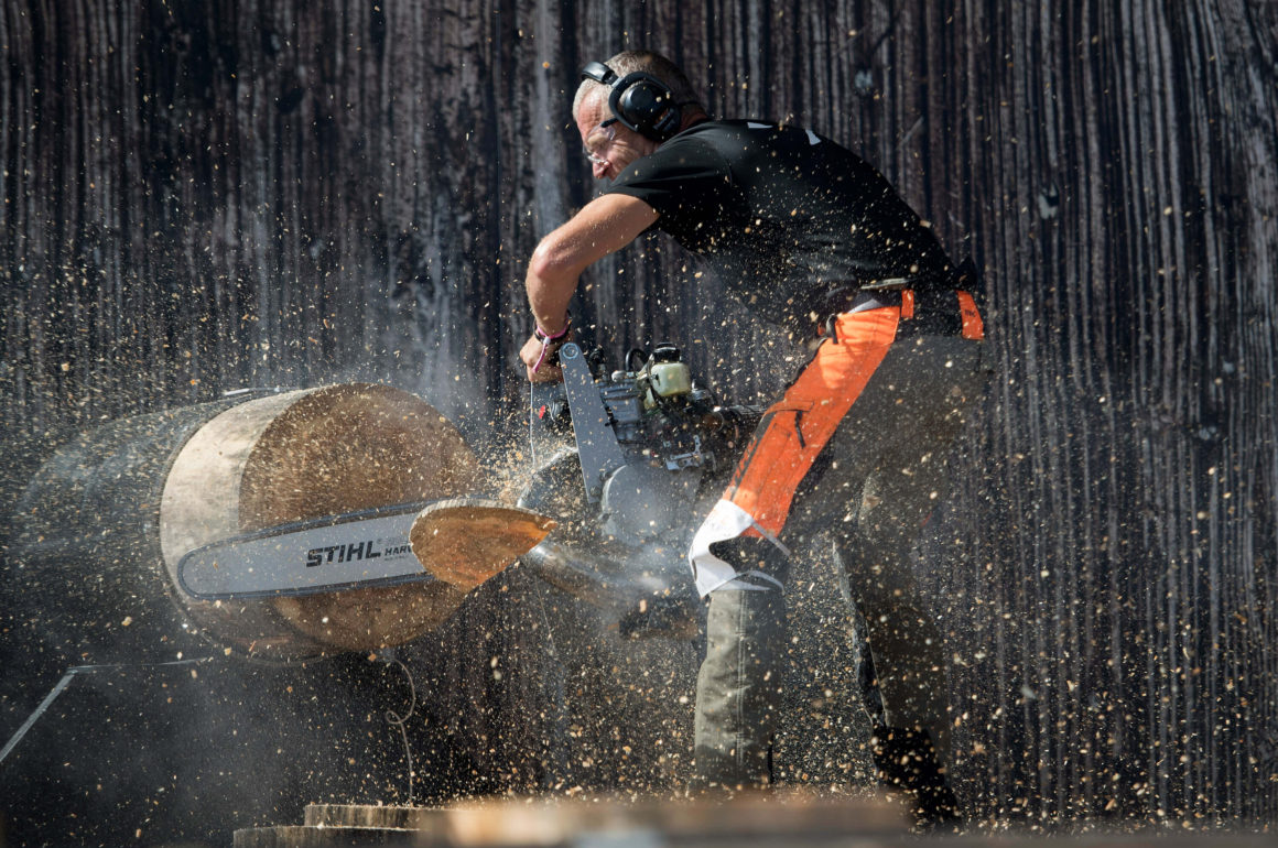 Five things you need to know about TIMBERSPORTS®