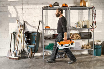 how to store your power tool batteries