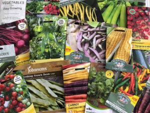 order vegetable seeds