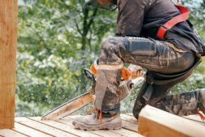 P Advance X Light STIHL chainsaw trousers