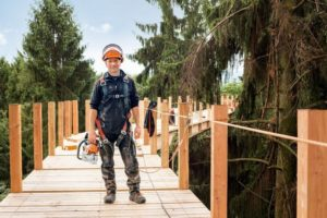 Protective Chainsaw Trousers from STIHL