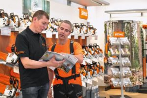 STIHL Dealers are extremely helpful