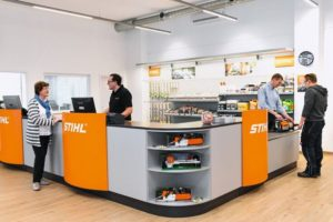 STIHL dealers are friendly