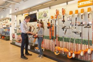 first class service from STIHL dealers