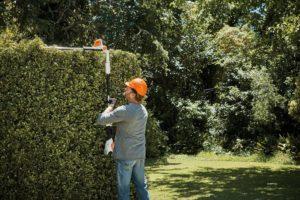 ARIHL HLA 56 Cordless Hedge Trimmer