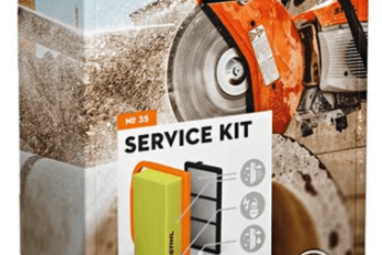 STIHL service kit TS 410, TS 420 and TS 440
