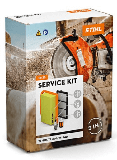 STIHL service kit TS 410, TS 420 and TS 440