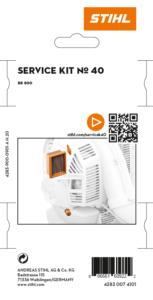 STIHL service kit no 40 BR 800