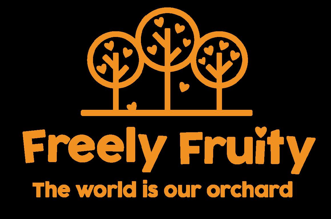 Freely fruity logo