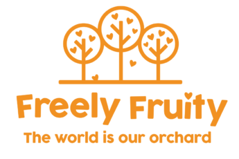 Freely fruity logo