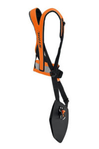 stihl harness with reflective material