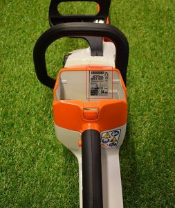 Locate your STIHL serial number