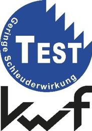 KWF test mark