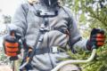The STIHL ADVANCE X-TREEm Forestry Harness