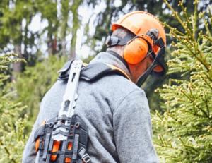 STIHL advance x treem harness