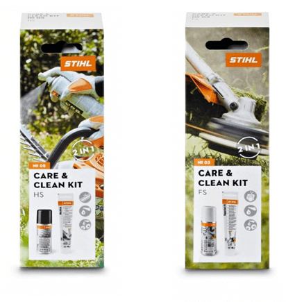 STIHL Care and clean kits