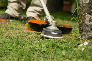 use the STIHL HS care kit for your grass trimmer