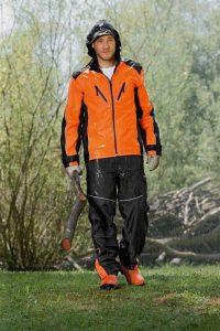 STIHL Raintec jacket and trousers