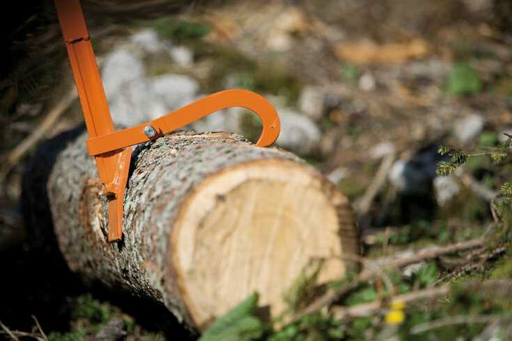 Make Moving Logs Easier With STIHL Forestry Tools
