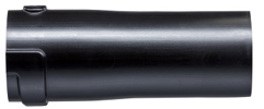 Straight round curved nozzle for the STIHL BR 350